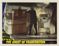 """Movie Posters:Horror, The Ghost of Frankenstein (Universal, 1942). Lobby Card (11"""" X 14"""").. ..."""