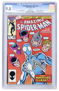 Modern Age (1980-Present):Superhero, The Amazing Spider-Man #281 (Marvel, 1986) CGC NM/MT 9.8 Whitepages....