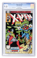 Modern Age (1980-Present):Superhero, X-Men Annual #4 (Marvel, 1980) CGC NM/MT 9.8 Off-white to whitepages....