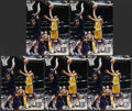 Basketball Collectibles:Others, Circa 2000 Kobe Bryant Signed Photographs Lot of 5.. ...