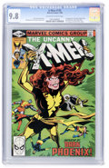 Modern Age (1980-Present):Superhero, X-Men #135 (Marvel, 1980) CGC NM/MT 9.8 Off-white to whitepages....