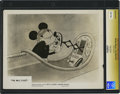 "Movie Posters:Animated, Mickey Mouse in ""The Mail Pilot"" (United Artists, 1933). Still (8"" X 10"").. ..."