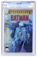 Modern Age (1980-Present):Superhero, Batman #400 (DC, 1986) CGC NM/MT 9.8 Off-white to white pages....