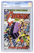 Modern Age (1980-Present):Superhero, The Avengers #193 (Marvel, 1980) CGC NM/MT 9.8 Off-white to whitepages....