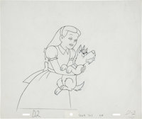 Journey Back to Oz Animation Production Drawing Original Art, Group of 3 (Filmation, 1972).... (Total: 3 Items)