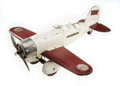 Antiques:Toys, Steelcraft Lockheed Sirius Toy Airplane....