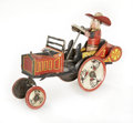 Antiques:Toys, Marx Windup Whoopee Car....