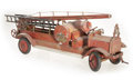 Antiques:Toys, Keystone Water Tower With Real Pumper Packard Fire Truck....
