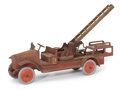 """Antiques:Toys, Buddy """"L"""" Aerial Fire Truck...."""