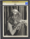 "Movie Posters:Historical Drama, Claudette Colbert in ""Cleopatra"" (Paramount, 1934). Still (8"" X10"").. ..."