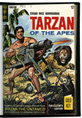 Silver Age (1956-1969):Adventure, Tarzan and Related Titles Bound Volume (Gold Key/DC, 1967-76)....