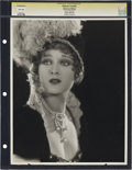 "Movie Posters:Drama, Dolores Costello in ""Glorious Betsy"" by Preston Duncan (Warner Brothers, 1928). Still (11"" X 14"").. ..."