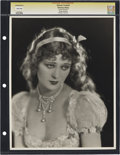"""Movie Posters:Drama, Dolores Costello in """"Glorious Betsy"""" by Preston Duncan (Warner Brothers, 1928). Still (11"""" X 14"""").. ..."""