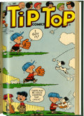 Golden Age (1938-1955):Miscellaneous, Tip Top Comics #171-188 Bound Volume (United Features Syndicate, 1951-54)....