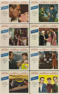 "Movie Posters:Romance, Sabrina (Paramount, 1954). Lobby Card Set of 8 (11"" X 14"").. ...(Total: 8 Items)"
