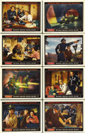 "Movie Posters:Science Fiction, Them! (Warner Brothers, 1954). Lobby Card Set of 8 (11"" X 14"")..... (Total: 8 Items)"
