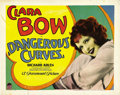 """Movie Posters:Comedy, Dangerous Curves (Paramount, 1929). Title Lobby Card and LobbyCards (2) (11"""" X 14"""").. ... (Total: 3 Items)"""