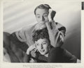 """Movie Posters:Comedy, Barbara Stanwyck and Henry Fonda in """"The Lady Eve"""" (Paramount,1941). Publicity Stills (5) (8"""" X 10"""").. ... (Total: 5 Items)"""