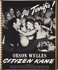 "Movie Posters:Miscellaneous, RKO Exhibitor Book (RKO, 1941-42). Exhibitor Book (11.5"" X 14"")(Multiple Pages).. ..."