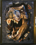 "Movie Posters:Horror, Jurassic Park II: The Lost World (Universal, 1997). Barrier StripLenticular Prototype (16"" X 20"").. ..."