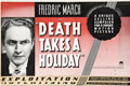 "Movie Posters:Fantasy, Death Takes a Holiday (Paramount, 1934). Pressbook (Multiple Pages) (17"" X 21"").. ..."