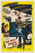"Movie Posters:Fantasy, The 5000 Fingers of Dr. T (Columbia, 1953). One Sheet (27"" X 41"").. ..."