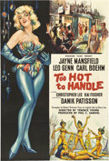 "Movie Posters:Sexploitation, Playgirl After Dark (Wigmore Films, 1961). British One Sheet (27"" X40"") Alternately Titled Too Hot to Handle.. ..."