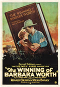 "Movie Posters:Drama, The Winning of Barbara Worth (United Artists, 1926). One Sheet (27"" X 41"").. ..."