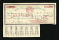 Obsoletes By State:Arkansas, (Little Rock), AR- State of Arkansas $10 Bond Sept. 16, 1861 Cr. 61K1. ...