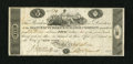 Obsoletes By State:New York, New York, NY- Manufacturers' Exchange Company $5 Sep. 15, 1814. ...