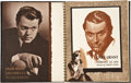 "Movie Posters:Miscellaneous, RKO Exhibitor Book (RKO, 1940-41). Exhibitor Book (Multiple Pages, 11.5"" x 14"").. ..."