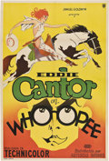 "Movie Posters:Comedy, Whoopee! (United Artists, 1930). Argentinean Poster (29"" X 43"")....."
