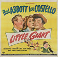 "Movie Posters:Comedy, Little Giant (Universal, 1946). Six Sheet (81"" X 81"").. ..."