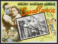 """Movie Posters:Drama, Casablanca (United Artists, R-1960s). Mexican Lobby Cards (2)(12.5"""" X 16.5""""). Drama.. ... (Total: 2 Items)"""