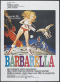 "Movie Posters:Science Fiction, Barbarella (Paramount, 1968). French Grande (47"" X 63""). ScienceFiction.. ..."