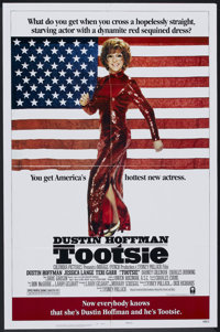 """Tootsie (Columbia, 1982). One Sheets (2) (27"""" X 41"""") Style A and B. Comedy. ... (Total: 2 Items)"""