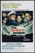 """Movie Posters:War, The Bedford Incident (Columbia, 1965). One Sheet (27"""" X 41""""). War....."""