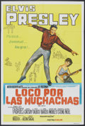 "Movie Posters:Elvis Presley, Girl Happy (MGM, 1965). Argentinean Poster (29"" X 43""). ElvisPresley.. ..."
