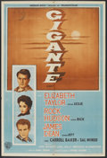 """Movie Posters:Drama, Giant (Warner Brothers, 1956). Argentinean Poster (29"""" X 43""""). Drama.. ..."""