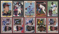 Autographs:Sports Cards, 1983-1985 Donruss Action All-Stars and Champions Signed Card Collection (69). ...