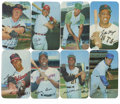 "Baseball Cards:Sets, 1970 Topps Super Baseball Complete Set (42). The 1970 Topps Supers measure a postcard-like 3-1/8"" x 5-1/4"". Eight of the 42..."