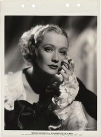 "Miriam Hopkins in ""She Loves Me Not"" (Paramount, 1934). Keybook Stills (7) (8"" X 10""). ... (Total: 7..."