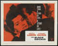 "Movie Posters:Romance, The Black Orchid (Paramount, 1958). Half Sheet (22"" X 28"") Style A. Romance.. ..."