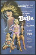 Movie Posters:Sexploitation, Sexploitation Lot (Various, 1970s). Pressbooks (8) (Multiple Pages,Various Sizes). Adult.. ... (Total: 12 Items)