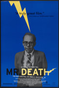 """Movie Posters:Documentary, Mr. Death: The Rise and Fall of Fred A. Leuchter, Jr. (Lions Gate, 1999). One Sheet (27"""" X 40"""") SS. Documentary.. ..."""