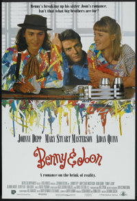 "Benny & Joon (MGM, 1993). One Sheet (26.5"" X 39.25"") SS. Comedy"