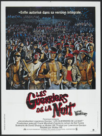 "The Warriors (Paramount, 1979). French Grande (47"" X 63""). Action"