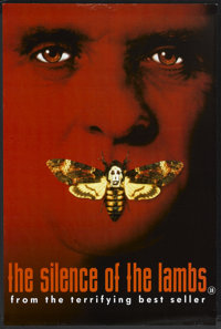 """The Silence Of The Lambs Set (Orion, 1990). British Posters (2) (20"""" X 29""""). Thriller. ... (Total: 2 Items)"""