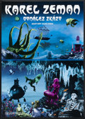 """Movie Posters:Fantasy, The Fabulous World of Jules Verne (Japan Skyway, 2004). Japanese B2(20"""" X 29""""). Fantasy.. ..."""