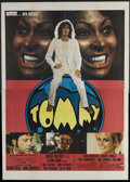 "Movie Posters:Rock and Roll, Tommy (Columbia, 1975). Italian 4 - Folio (55"" X 78""). Rock andRoll.. ..."